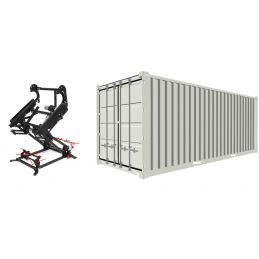Container meccanismo LIFT a...