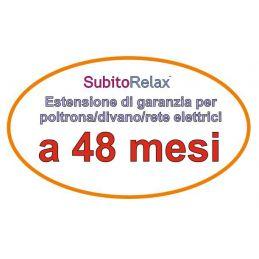 ESTENSIONE GARANZIA 48 MESI...